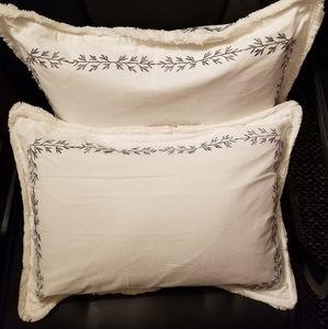 Home Decor Decorative Pillows - Set of 2